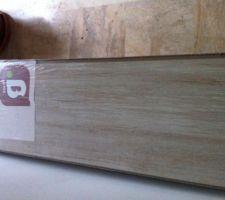 parquet solclic 831 teinte cheine blanchi en 8mm garanti 15 ans b home