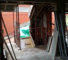 escalier de l etage