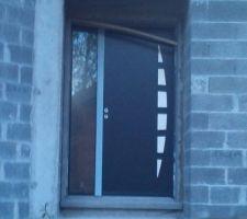 La porte d'entrée tiercée