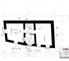 étage 2 exécution - nouvelle SDB