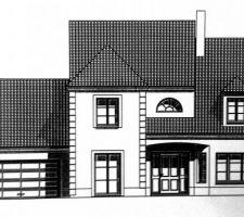 Projet facade ouest