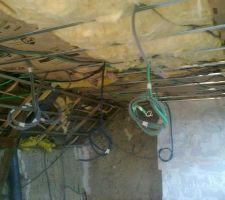 electricite en attente a l etage
