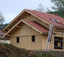 ma maison en bois la version revival