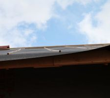 sympa ce petit cote incurve a la oriade france on croirrait presque une toiture traditionnelle taillandaise lol