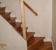montee escalier