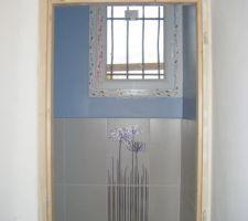peinture wc haut
