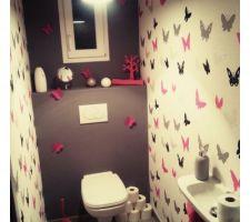wc encastre flottant