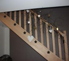 la deco de l escalier
