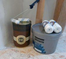 peintures de la chambre blanc sikkens pour plafonds et sous pente beige string de chez f