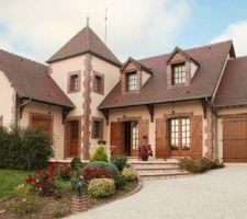 Magnifique cette maison !