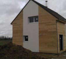 maison bois a neuvy