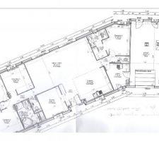 maison plain pied rt2012 avec ect centre
