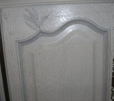 detail porte de cuisine