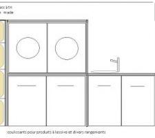 photos et id es d co buanderie 287 photos. Black Bedroom Furniture Sets. Home Design Ideas