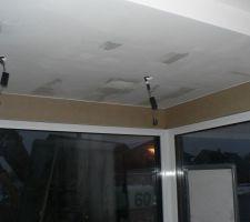Coffre fenêtre d angle facade avant