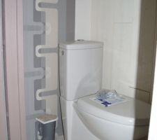 les wc de l etage
