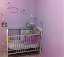 le lit de la princesse