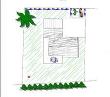 projet muret portail