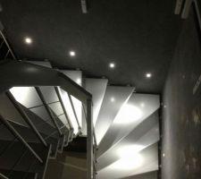Escalier HIBERT autre vue