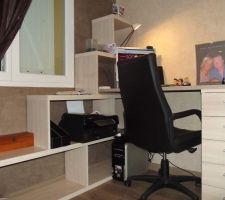 Notre bureau à deux