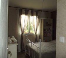 Chambre de notre fille (mariée depuis deux semaines) et qui devient une chambre d'amis