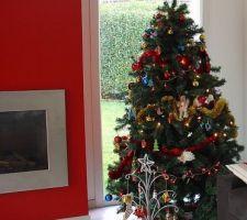Sapin - Noël 2009