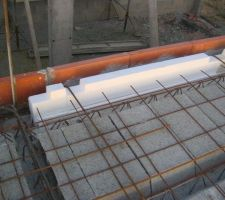 rupteur thermique dalle etage