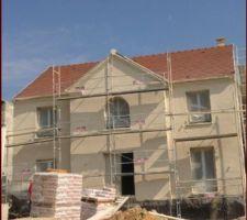 construction pavillon francais groupe cofidim nemesis