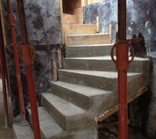 l escalier artisanal