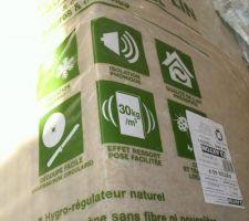 Vive le naturel ! du chanvre pour les cloisons intérieures !