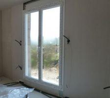 porte fenêtre salon