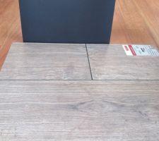 Choix parquet et teinte murale pour le bureau
