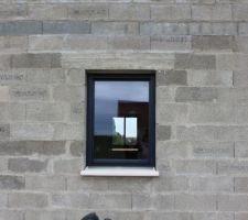 Fenêtre façade