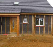 maison ossature bois fsb preaux