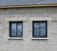 Appuis de fenêtre manquants installés