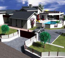 projet de pavillon