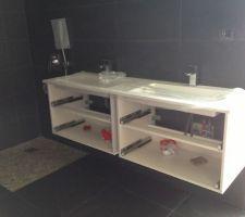 Salle de bain parentale.
