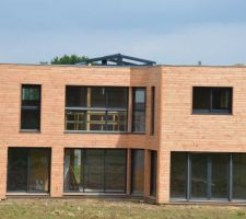 notre maison bois passive avec habitat bois creation