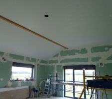 piscine plafond fini lame pvc le 30 05 2013