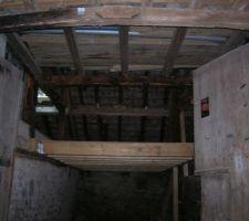 Photo du plancher créé