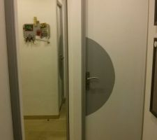 Porte chambre enfants