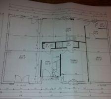 plan interieur rdc