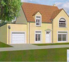 maison rt2012 r combles avec lelievre