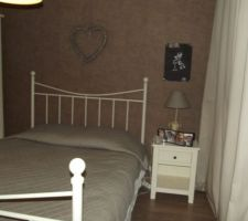 chambre d amis terminee