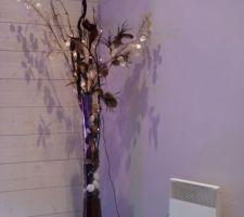 le bouquet intemporel en lumiere