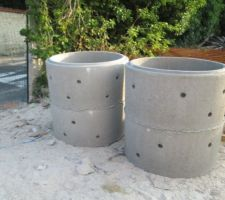 systeme de drainage des eaux pluviales