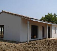 maison contemporaine a balma avec les demeures du midi