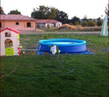 Notre piscine olympique !!