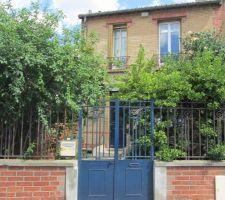 renovation de maison 1923 en briques