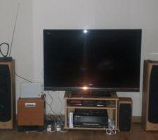TV Sony 52W5500   home-cinema